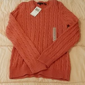NWT Dusty Rose Colored Sweater